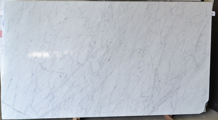 Bianco Carrara 2cm Polished SCS Marble #200106- Pol Mar (MGO)