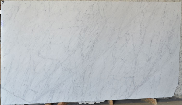 Bianco Carrara 2cm SCS Polished Marble #200106-Pol Mar Treated (MGO)