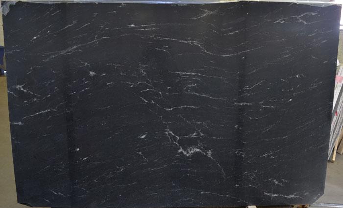 Black Mist 2cm Honed Granite #210613 (ZINI)