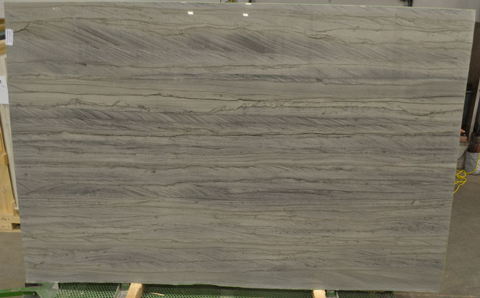 Brilliant Grey 2cm Polished Quartzite #200102-QTZ (GZL)