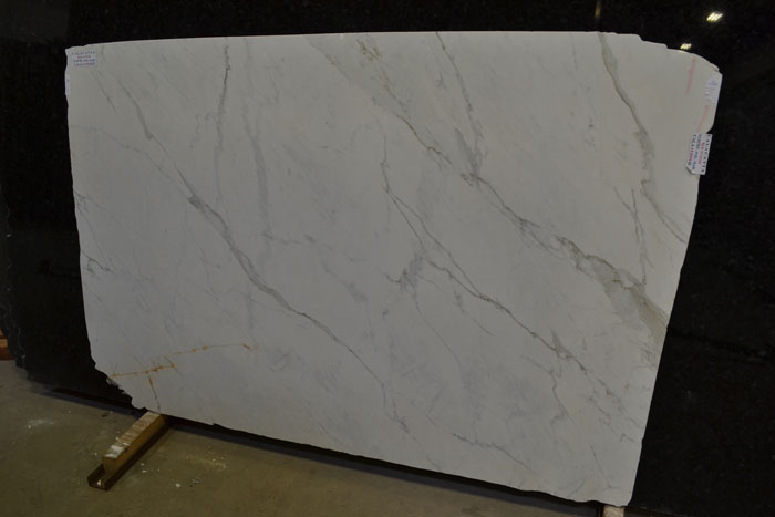 Calacatta BLK#113194 2cm Pol. Marble #130703-Pol.Mar. (ILF)
