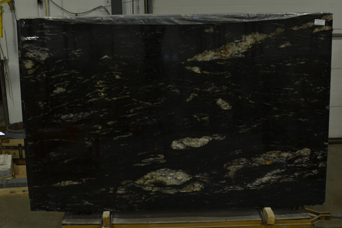 Cosmic Black 2cm Polished Granite #170722 (WCG)