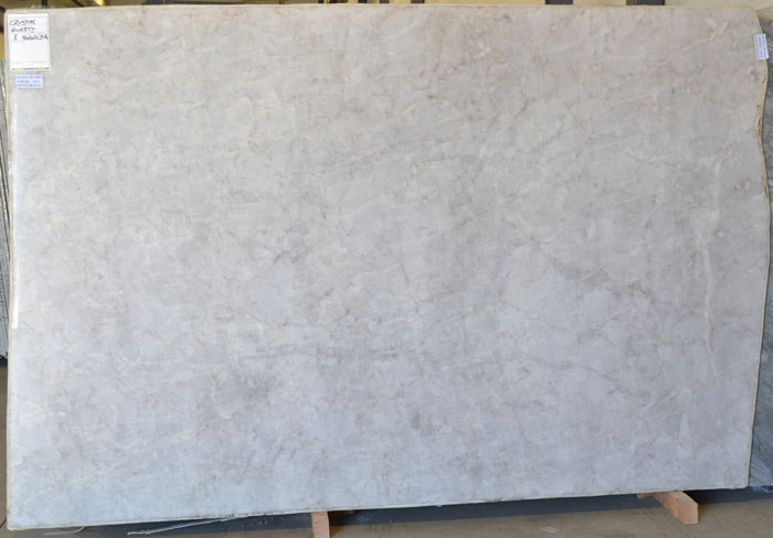 Crystal Quarzo 2cm Polished Quartzite #200302-QTZ (FAV)