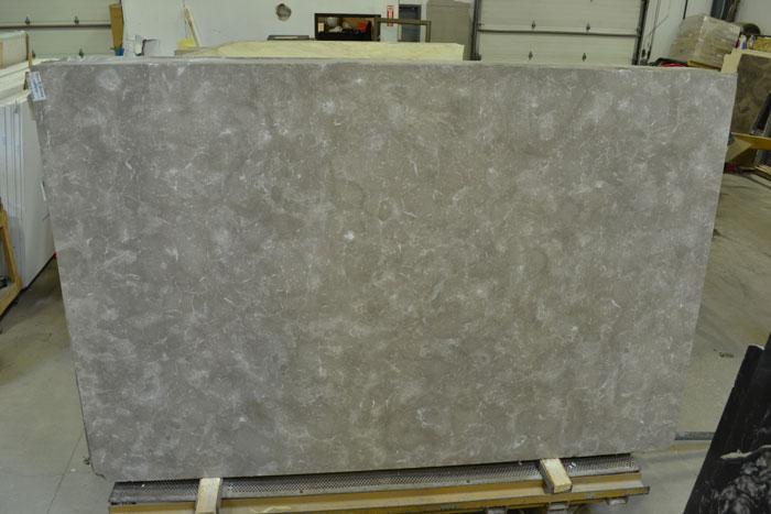 Desert Brown 2cm Polished Marble #080610 (MIN)