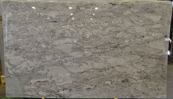 Grey Goose 3cm Polished Granite #210613 (ZINI)