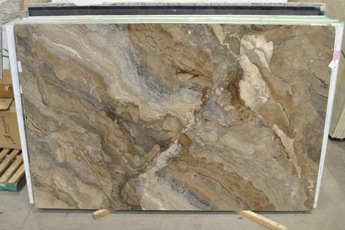 Illusion Bronze 2cm Polished Marble #190624 - Pol Mar (FAV)