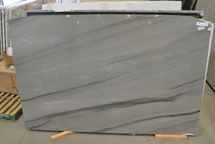 Nebel Grey 2cm Polished Quartzite #190408-QTZ (MGO)