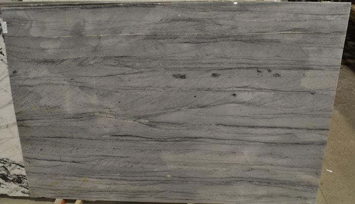 Platinum 2cm Polished Quartzite #190810-QTZ (MGO)