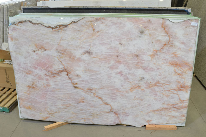 Quarzo Rosa 2cm Polished Quartzite #181116-QTZ (FAV)
