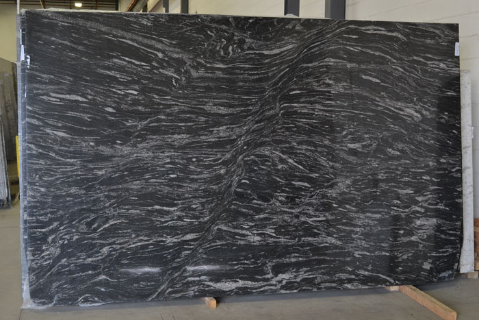 Silver Wave 2cm Polished Granite #190525 (GLOB)