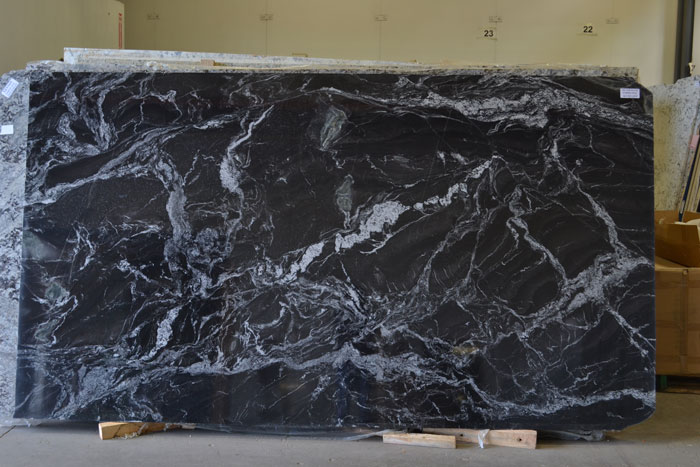 Silver Wave 2cm Polished Granite #190803-POL (STP)