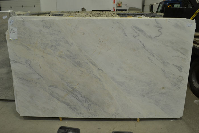 Sky White 2cm Polished Quartzite #171101-QTZ (EPO)