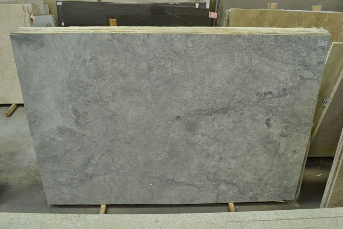 Super White 3cm Leathered Granite 161121-LTHR (MGO)