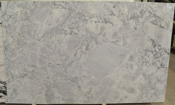 Super White Calacatta 2cm Leathered Quartzite #200601-LTHR-QTZ (ZINI)
