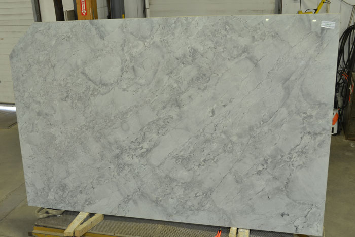 Super White Calacatta 2cm Polished Granite #180628 (ZINI)