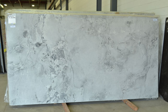 Super White Calacatta 2cm Polished Granite #180729 (FAV)