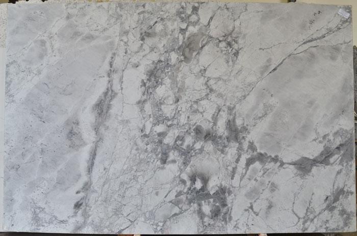 Super White Calacatta 3cm Polished Quartzite #210623 (ZINI)