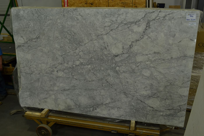 Super White Extra 3cm Pol Granite #160525 (MGO)