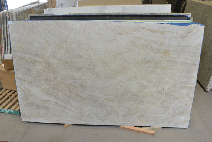 Taj Mahal 2cm Polished Quartzite #190408 (MGO)