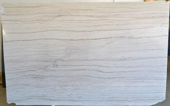 White Macaubas 2cm Polished Quartzite #161108-QTZ (MGO)