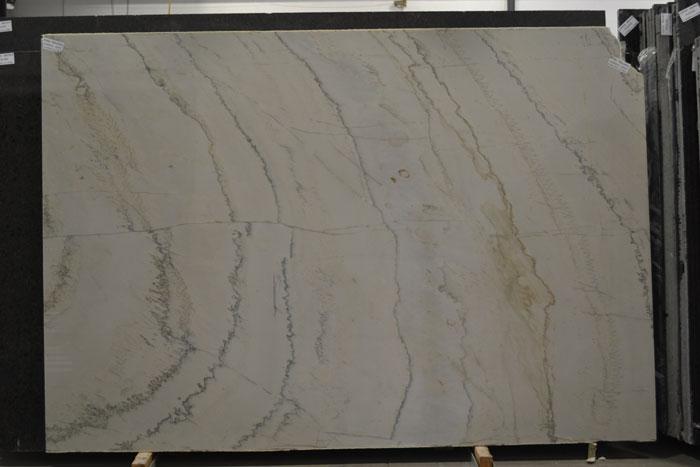 White Macaubas 3cm Quartzite #140212-QTZ (WCG)