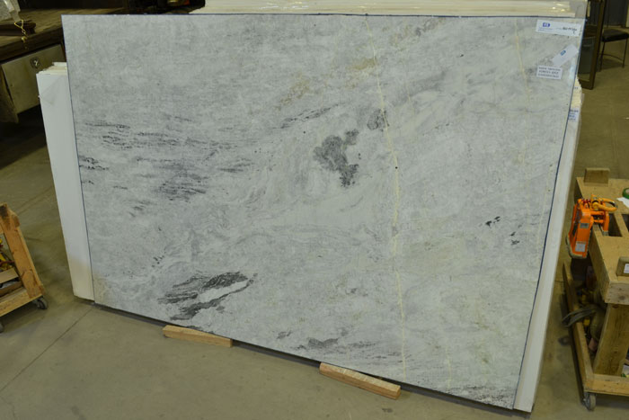 White Princess 2cm Polished Quartzite #180313-QTZ (MGO)