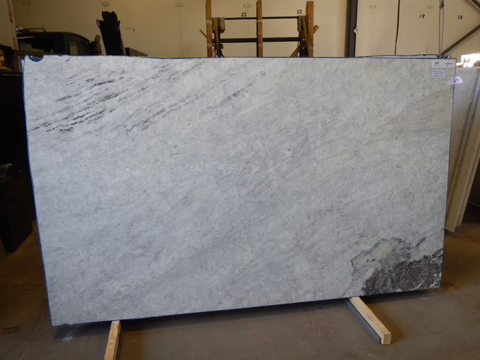 White Princess 2cm Polished Quartzite #180609-QTZ (MGO)