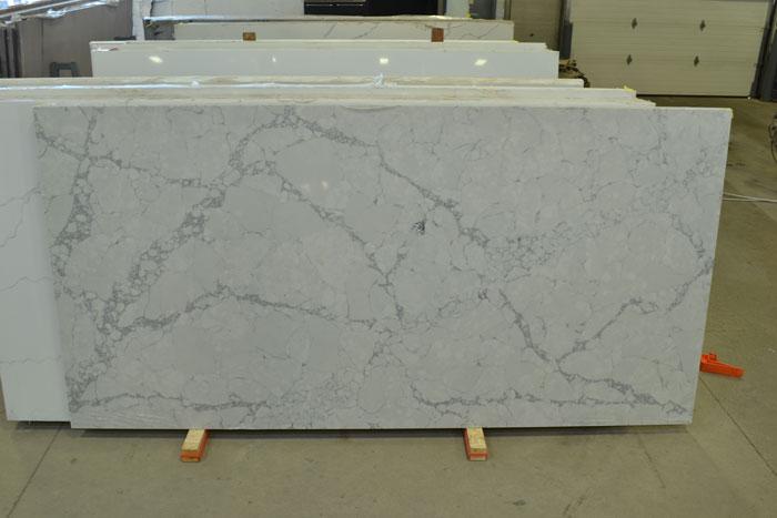 Super White Polished Quartz (EMG)-O