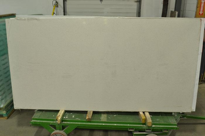 Vanilla White Polished Quartz (EMG)